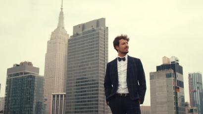 Daniel Caccia: Alles ist New York