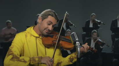 David Garrett: Happy